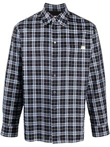 клетчатая рубашка на пуговицах Marni 162817515254