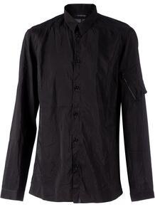 рубашка с мятым эффектом NICOLAS ANDREAS TARALIS 109090755157