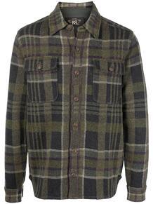 клетчатая рубашка Ralph Lauren RRL 1654245577