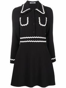 платье-рубашка с оборками VIVETTA 170595925156