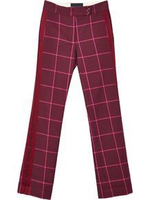 брюки в клетку Marc by Marc Jacobs 1677525448