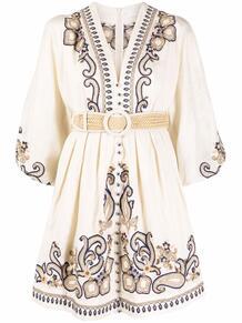 платье с узором пейсли Zimmermann 1700413148
