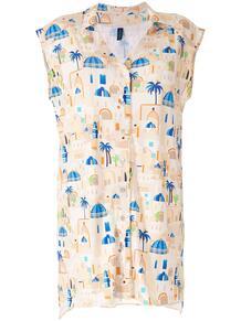рубашка Jamile Estampada Lygia & Nanny 161206855254