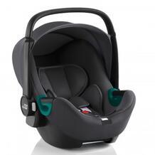 Автокресло Britax Roemer Baby-Safe 3 i-Size Midnight Grey, темно-серый Britax Römer 657555