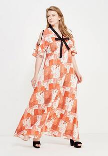 Платье Lost Ink Plus LO035EWTOS34E420