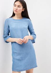 Платье джинсовое Sela djs-337/003-8112