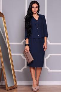 Комплект: приталенный жакет и юбка-карандаш MAURINI 5030562
