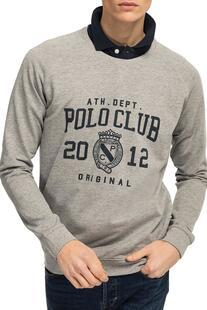 SWEATSHIRT POLO CLUB С.H.A. 6262012