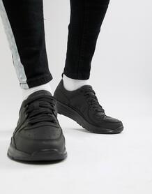 Черные замшевые кроссовки Camper Drift - Черный 1360793