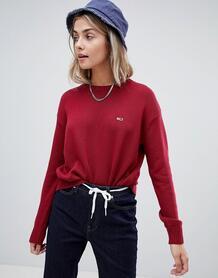 Классический свитшот Tommy Jeans - Красный 1336388
