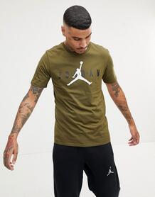 Зеленая футболка Nike Jordan AA1907-395 - Зеленый 1252789