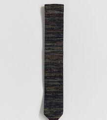 Трикотажный галстук Heart & Dagger - Красный 1269488