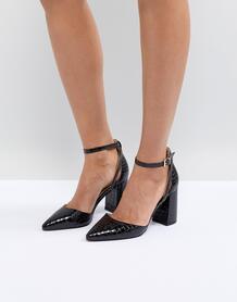 Черные туфли на блочном каблуке RAID Katy - Черный 1240870