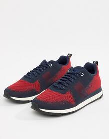Кроссовки с эффектом омбре (темно-синий/красный) PS Paul Smith Rappid 1271300