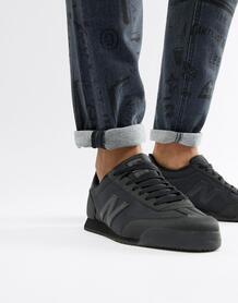 Черные кроссовки New Balance 370 - Черный 1157084