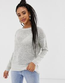 Длинный джемпер New Look - Серый 1294564