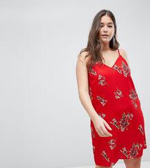 Платье на бретельках AX Paris Plus - Мульти 1298136
