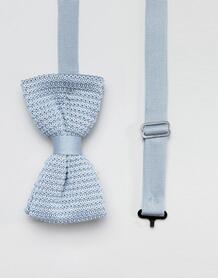Голубой галстук-бабочка Religion wedding - Синий 1311194