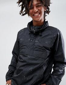 Черная куртка со светоотражающим принтом RIPNDIP - Черный Rip N Dip 1288044