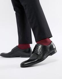 Черные кожаные дерби PS Paul Smith Gould - Черный 1271283