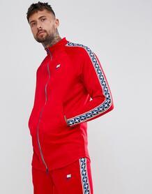 Спортивная куртка с полосками по бокам Nike AJ2681-657 - Красный 1208439