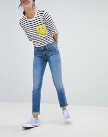 Прямые джинсы Lee Smile Collab - Синий 1290722
