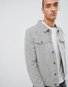 Джинсовая куртка Another Influence - Черный 1187673