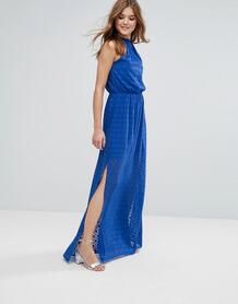 Платье макси Lavand - Синий 1120377