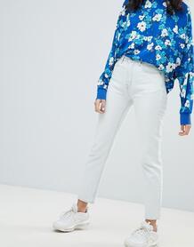 Джинсы в винтажном стиле Weekday Seattle - Синий 1251533