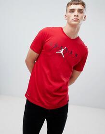 Красная футболка Jordan Flight 916136-687 - Красный 1208094