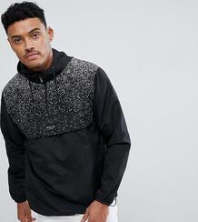 Куртка со вставкой в крапинку Nicce эксклюзивно для ASOS - Черный Nicce London 1226656