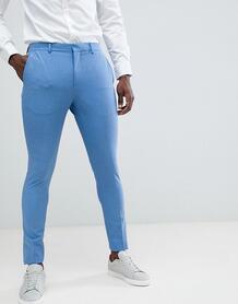 Облегающие брюки Selected Homme - Синий 1160676