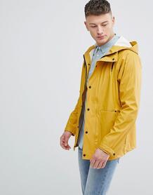 Фестивальная прорезиненная куртка Another Influence - Желтый 1187666