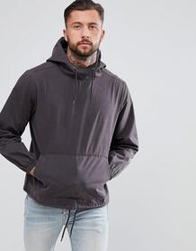 Выбеленная куртка без застежки Another Influence - Черный 1187684