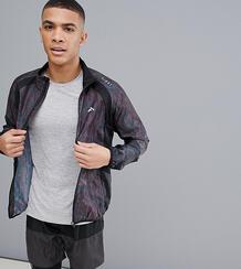 Черная куртка для бега FIRST - Черный 1190887