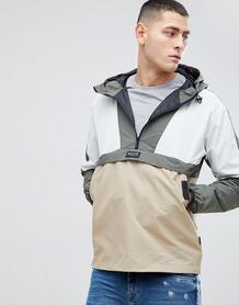 Куртка в стиле ретро Nicce - Зеленый Nicce London 1182962