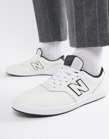 Белые кроссовки New Balance Numeric AM424 AM424WTN - Белый 1220504
