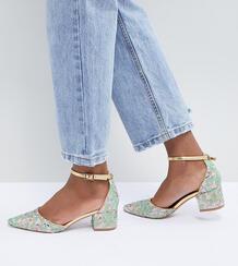 Туфли на каблуке с декоративной отделкой ASOS DESIGN - Мульти 1207745