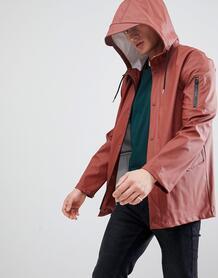 Куртка-дождевик New Look - Оранжевый 1248379