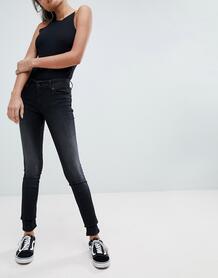 Зауженные джинсы пуш-ап с завышенной талией Salsa Wonder - Черный 1238530