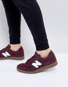Красные кроссовки New Balance 288 CT288MR - Красный 1151596