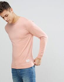 Розовый свитшот Solid - Розовый 1207990
