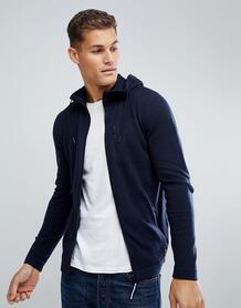 Трикотажная куртка Tom Tailor - Темно-синий 1182540