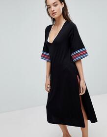 Пляжное платье Pitusa Athena - Черный 1158205