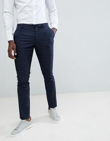 Свадебные брюки скинни Selected Homme - Темно-синий 1160764