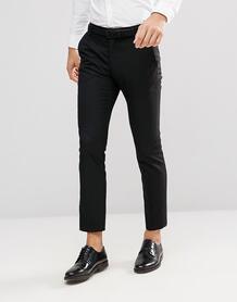 Облегающие брюки Selected Homme - Черный 1122257