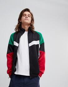 Спортивная куртка HUF Sprinter - Черный 1202009