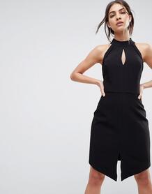 Платье Adelyn Rae Marlena - Черный 1090142