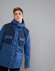 Темно-синяя горнолыжная куртка Billabong - Синий 1184953