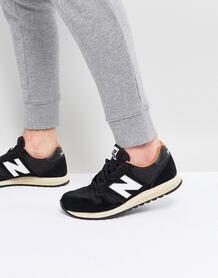 Черные кроссовки New Balance 520 U520BH - Черный 1151571